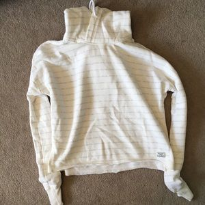 Abercrombie cropped hoodie